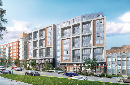 The 1,822 Units Planned for Tenleytown and AU Park: Figure 4