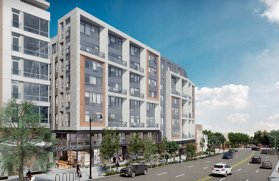 A New Look for the 146-Unit Broadcast on Wisconsin Avenue: Figure 3