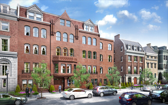 Grand Opening on 9/28 Showcases New Condos at 1745N in Dupont Circle: Figure 1