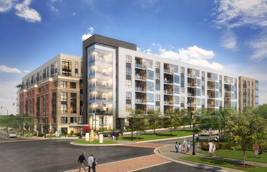 National Harbor's Only New Condominium Development Announces Sales Launch: Figure 1