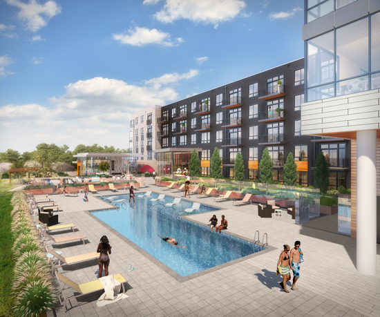 National Harbor's Only New Condominium Development Announces Sales Launch: Figure 2