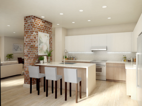 Grand Opening on 9/28 Showcases New Condos at 1745N in Dupont Circle
