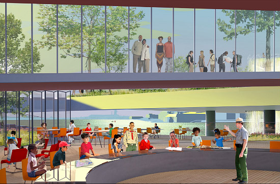 New Images and a Progress Update for DC's 11th Street Bridge Park: Figure 4
