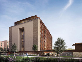 The Latest Design for the Georgetown West Heating Plant