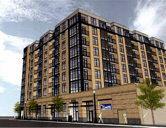 Another Delay for 112-Unit Georgia Avenue Development: Figure 1