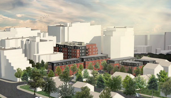 59 Condos, 26 Townhomes Planned for Church Site in Ballston: Figure 2