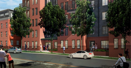 59 Condos, 26 Townhomes Planned for Church Site in Ballston: Figure 5