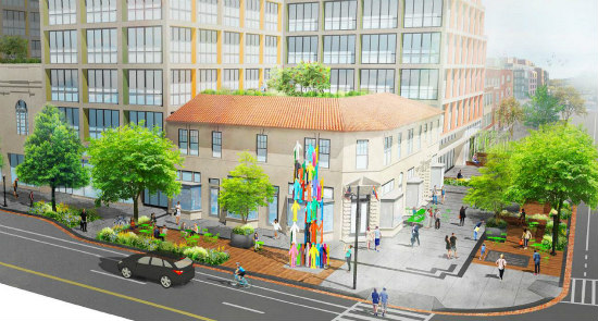 Outdoor Rooms and a New Delivery Date For a Major 14th Street Development: Figure 2