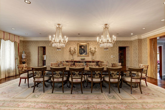 $18 Million Wesley Heights Home Becomes DC's Second Most Expensive House For Sale: Figure 3
