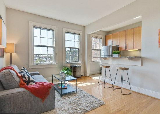 Under Contract: A Week on the Hill; Four Days in Kalorama: Figure 2