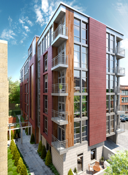 New Luxury Condominiums Now Selling in Dupont Circle at 1745N: Figure 3