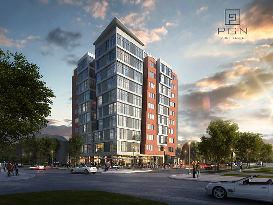 All-Affordable Development with Family-Sized Apartments in Buzzard Point Gets Zoning Approval: Figure 1