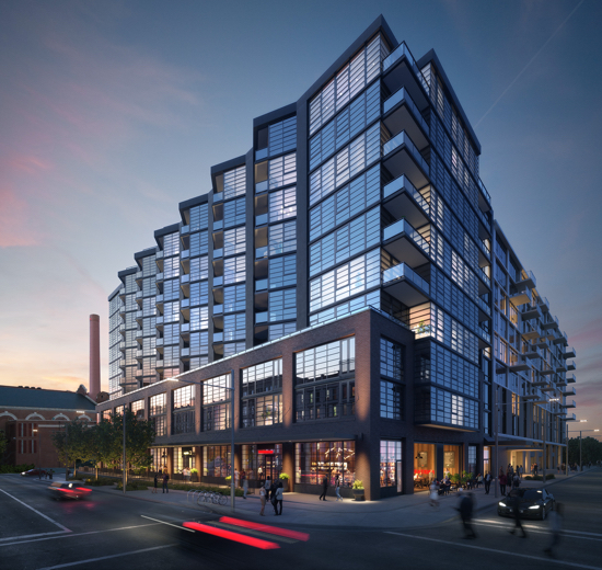 A Debut For the First Condos at The Yards: Figure 1