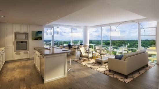 Tours at Cheval Bethesda are Fueling a Rush for Bethesda's Best Views: Figure 2
