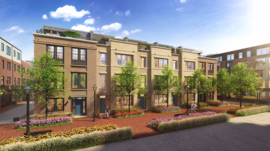 Stunning Condos & Townhomes Coming to Old Town Alexandria's Waterfront: Figure 2