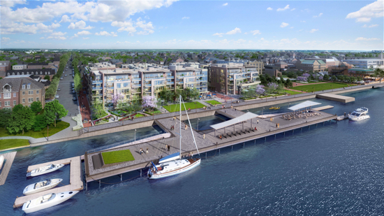 Stunning Condos & Townhomes Coming to Old Town Alexandria's Waterfront: Figure 1