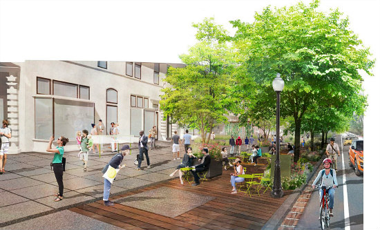 Outdoor Rooms and a New Delivery Date For a Major 14th Street Development: Figure 3