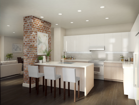 New Luxury Condominiums Now Selling in Dupont Circle at 1745N: Figure 4