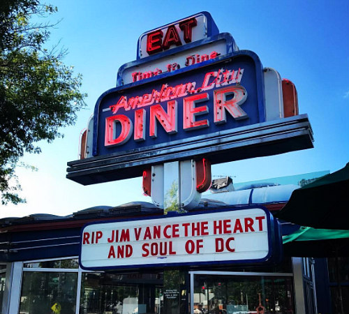 The Campaign to Save One of DC's Last Diners: Figure 1