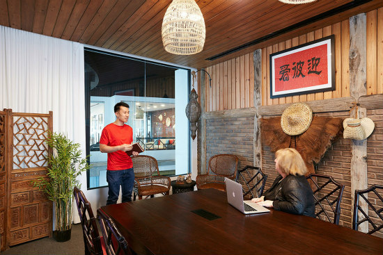 Airbnb's New Headquarters Takes Inspiration From Airbnb Listings: Figure 3