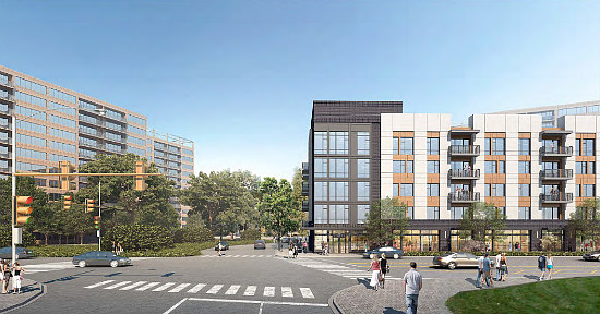 A Less Embellished Design and Less Parking for 252 Units in Crystal City: Figure 4