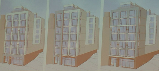 41 Apartments Between a Restaurant and a Lounge: The Plans for Tenleytown's Dancing Crab: Figure 2