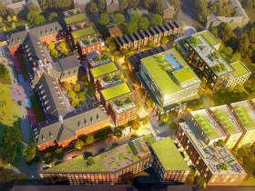 Over 700 Residences, a Hotel, a Theater and a Wegman's: The Complete Plans for Fannie Mae HQ