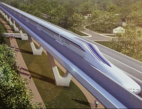 From DC to Baltimore in 15 Minutes: Three Proposed Routes for High-Speed Train