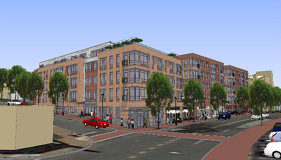 The 3,200 Residential Units Planned for Anacostia: Figure 5