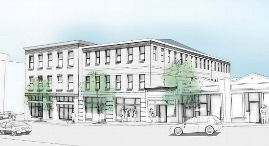 Restaurant, Retail and Office Planned for Major Anacostia Intersection: Figure 3