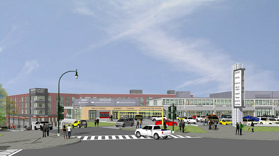 Upzoning Not Approved for Penn Branch Shopping Center -- Yet: Figure 1