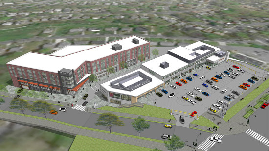 Upzoning Not Approved for Penn Branch Shopping Center -- Yet: Figure 4