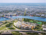 More Retail and Metro Improvements For Massive Poplar Point Redevelopment