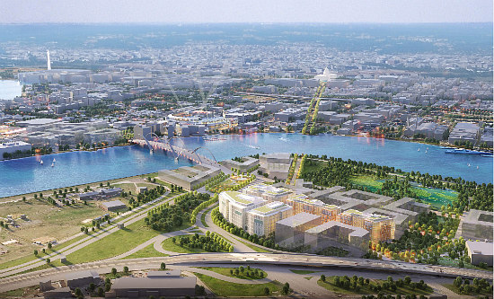 More Retail and Metro Improvements For Massive Poplar Point Redevelopment: Figure 1