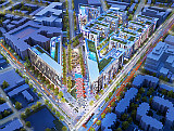 2,100 Units, 200,000 Square Feet of Commercial Space: The Vision For East of H Street