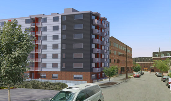 The 1,625 Units on the Boards in Anacostia: Figure 1