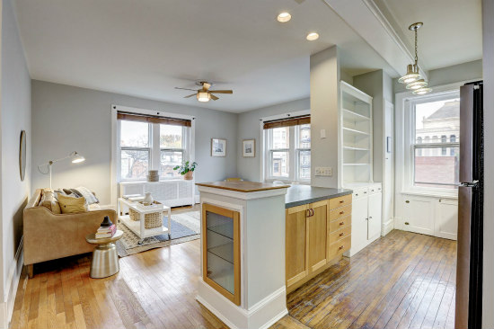 Best New Listings: Goodman-Designed in Hammond Wood and Hidden in Truxton Circle: Figure 1