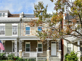 The Future Common Petworth? An 11-Bedroom Rowhouse Hits the Market