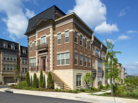 Now Selling: Unique Brownstones Just Blocks from National Harbor