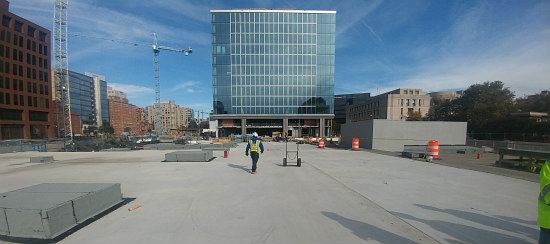 Beyond LEED Platinum: The Enormous Ambition of Capitol Crossing: Figure 1