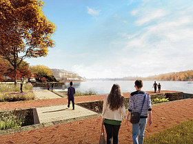 DC's Most High Line-Like of High Line Spin-offs -- Transforming the Georgetown Canal