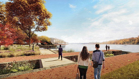 A First Look at Design Concepts for the Georgetown Canal: Figure 14