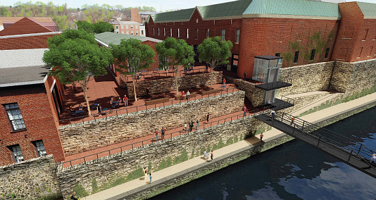 A First Look at Design Concepts for the Georgetown Canal: Figure 6