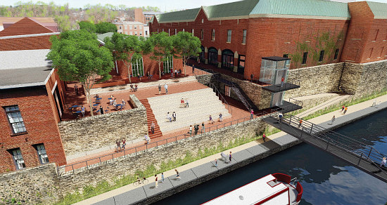 A First Look at Design Concepts for the Georgetown Canal: Figure 8