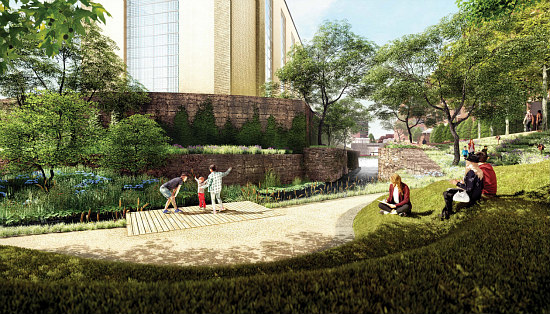 DC's Most High Line-Like of High Line Spin-offs -- Transforming the Georgetown Canal: Figure 4