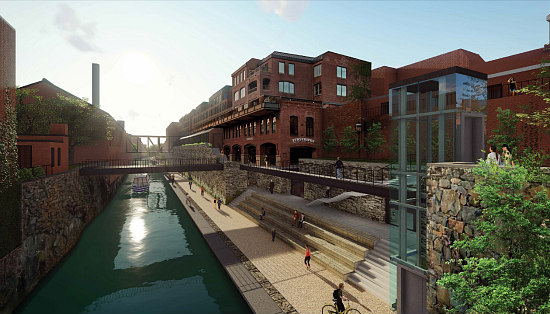 DC's Most High Line-Like of High Line Spin-offs -- Transforming the Georgetown Canal: Figure 3