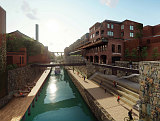 DC's Most High Line-Like of High Line Spin-offs—Transforming the Georgetown Canal