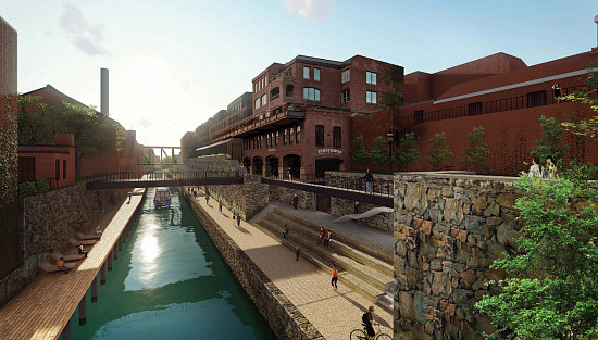 A First Look at Design Concepts for the Georgetown Canal: Figure 10