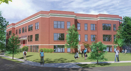Senior Cohousing or Family-Sized Units -- The Plans to Redevelop the Hill East Boys and Girls Club: Figure 2