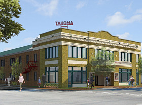 The Takoma Theater May House Children's Medical Center